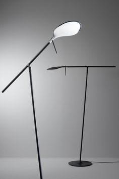 :: LIGHTING :: The Paddle Lamp by Benjamin Hubert for Fabbian #lighting