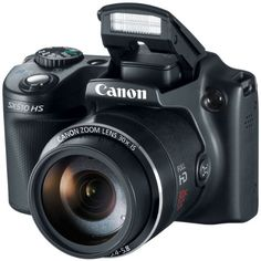 Canon PowerShot SX510 HS 12.1 MP CMOS Digital Camera with 30x Optical Zoom and 1080p Full-HD Video:Amazon:Camera & Photo
