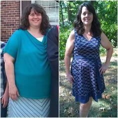 """Life on Trim Healthy Mama is ONEderful. 100 pounds gone!"" Jocelyn W. www.TrimHealthyMama.com"