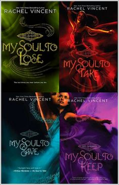 soul screamers series by rachel vincent