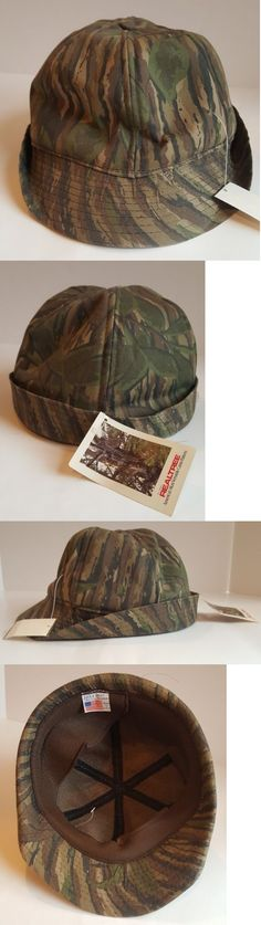 Hats and Headwear 159035: Original Jones Realtree Hunting Vintage Duck Camo Bucket Hat Cap X-Large Usa New -> BUY IT NOW ONLY: $35 on eBay!