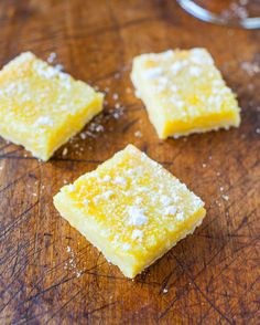 The Best Lemon Bars @Averie Sunshine {Averie Cooks}