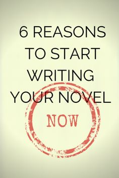 Think you don't have time? You're not in the right place? Here are six reasons to begin writing NOW   Australian Writers' Centre