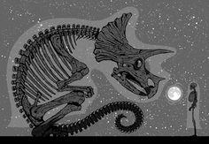 it should be a skeleton moon.