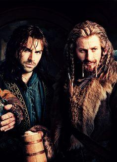 I belong with my brother. - Hobbit DoS