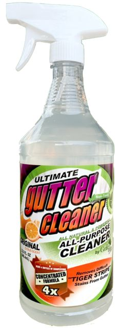 Pin On Ultimate Gutter Cleaner Gutter Stain Remover