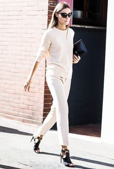 What You Should Wear to Work This Week: 5 Easy Outfits via @WhoWhatWear
