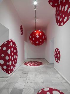 Dots Obsession, 2009/2012 by Yayoi Kusama