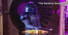 Doctor Who Online: Doctor Who 192: The Sontaran Stratagem