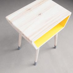 Sustainable wood furniture from teh Spanish brand Ventura. #furnituredesign