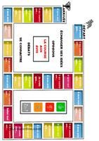 JEU POUR SE CONNAITRE A Level French, French Class, French Verbs, French Grammar, French Teacher, Teaching French, Teaching Schools, Teaching Resources, Teaching Ideas
