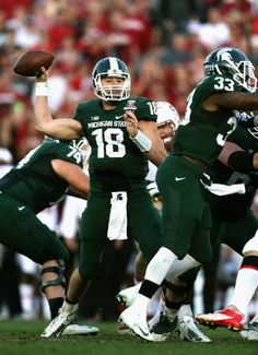 Michigan State Football - Spartans Photos - ESPN