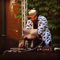 Ha sido un día genial en la #rutabitterkas en #paloalto muchas gracias a todos y mañana  más #swing #electroswing #jazz #retromusic #market #pinchismo #