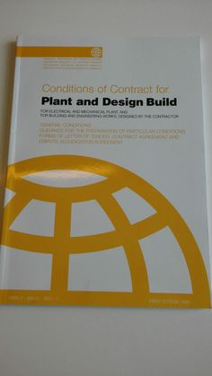Conditions Contract For Plant & Desig Taschenbuch) günstig kaufen Contract Agreement, Building Design, Ebay, Yellow, Books, Pocket Books, Livros, Livres, Book