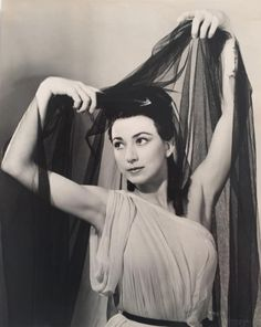 Original 1930s Studio Photo by Gordon Anthony Margot Fonteyn Ballet