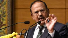 (NSA) Ajit Doval and his Advisory Council were instrumental Yesterday News, Article 370, Psychological Effects, Cabinet Minister, Biography Books, Pakistan Army, National Security Advisor, State Government, Wedding Ring