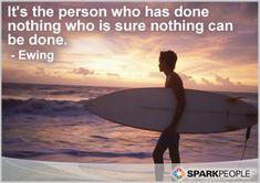 Do something--anything!