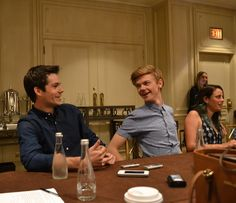 Maze Runner: The Scorch Cast Gushes About Director & Close Bond . The cast is at it again, spilling Maze Runner behind-the-scene nuggets and bouncing off each other's personalities as they banter their way through press junkets.   #mazerunner #scorchtrials