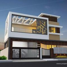 Architecture Discover 40 New Ideas For Apartment House Facade Dreams Villa Design Home Design Facade Design Bungalow Haus Design Duplex House Design Modern House Design Modern Bungalow Exterior Front Wall Design Indian House Plans Modern Bungalow Exterior, Modern Exterior House Designs, Modern House Plans, Modern House Design, Indian House Exterior Design, 3d House Plans, Villa Design, Facade Design, Bungalow Haus Design
