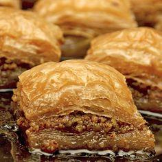 Baklava: un delicioso dulce árabe