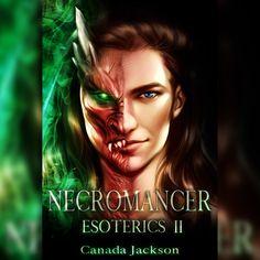 Esoterics II Necromancer, Book Series, Book Covers, My Books, Jackson, Jackson Family, Cover Books, Book Illustrations