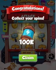 Coin Master Hack 🔥 How to Hack Coin Master Free Spins and Coins ✅ Android iOS. Tuto how to get free spin master coin Your Free Spin Now! Daily Rewards, Free Rewards, Miss You Gifts, Coin Master Hack, Cheat Online, Free Gift Cards, New Tricks, Online Casino, Cheating
