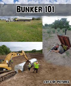 Bunker 101 - SHTF, Emergency Preparedness, Survival Prepping, Homesteading