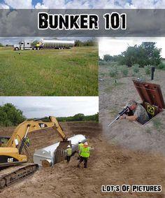 Bunker 101 - SHTF, Emergency Preparedness, Survival Prepping, Homesteading