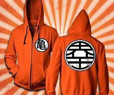 DBZ clothing!