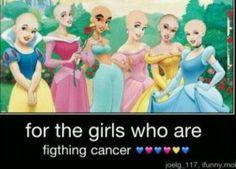 Even princesses get cancer #cancer #health