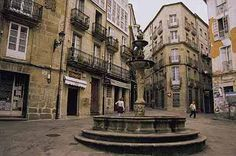 See you at the fountain? Ourense