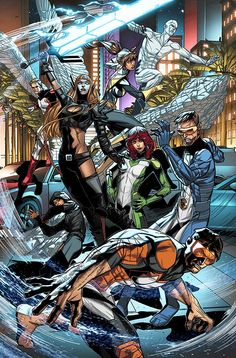 Marvel Comics All New X-men