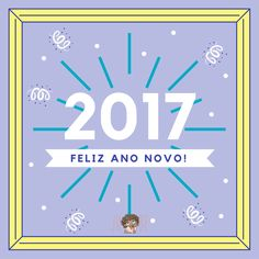 Feliz Ano Novo! 🎉  Que o amor, a paz e a alegria, estejam em nossas vidas .  Agradecemos a amizade e a confiança durante este ano, 2016 foi de muito aprendizado e sem vocês nada seria possível .