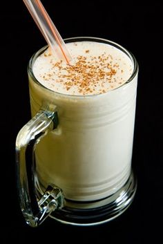 Frozen Mudslide Drink - The Adult Milkshake (from Cupcake Project - cupcakeproject.com)
