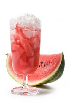 watermelon slushy, yum! #watermelon