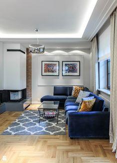 METAMORFOZA DOMU W MIĘDZYLESIE - Średni salon, styl klasyczny - zdjęcie od 3deko - homebook