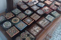 Artesanías y manualidades: CAJAS EN TRIDIMENSION