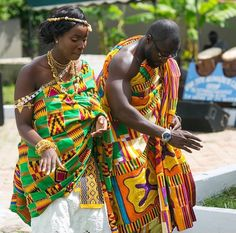 Ghana Tradition is BEAUTIFUL!!!