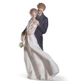 01008274  EVERLASTING LOVE   Issue Year: 2007  Sculptor: Virginia González  Size: 23x12 cm