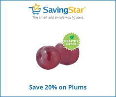 Save 20% on Plums!!! | KouponingWithKatie