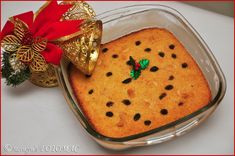 Hilda's Touch of Spice: Baath Cake (Semolina & Coconut Cake)