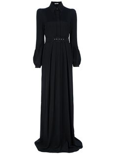 GIVENCHY Long Belted Shirt Dress. I truly would love to have this dress...Oh if only.