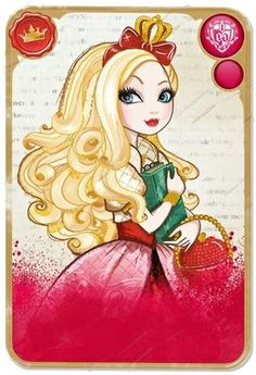 Apple White Ever After High