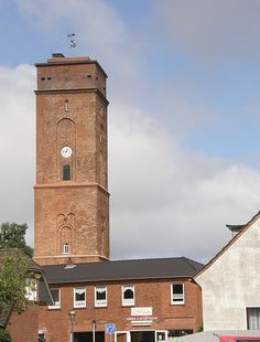 Lighthouses of Germany: Borkum to Wilhelmshaven