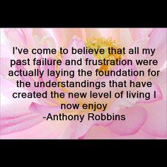 Great quote! Please like. Thank you! http://empowerparadise.com/tonyrobbins #motivationalquotes #inspirationalquotes