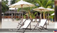 Philippines Beaches, Best Resorts, Tourist Spots, Beach Holiday, Backpacking, Paradise, Destinations, Patio, Holidays