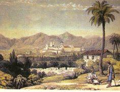 San Miguel de los Reyes hacia 1835