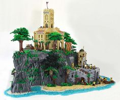 Al Amarj Island | by MassEditor