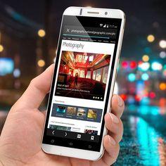 VKWORLD VK700 5.5 Inch Smartphone - MTK6582 1.3GHz Quad Core CPU, 1GB RAM, Android 4.4, 13MP Rear Camera, 3G, Dual SIM (White)