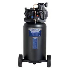 2-HP 30-Gallon 155-PSI 120-Volt Vertical Electric Air Compressor